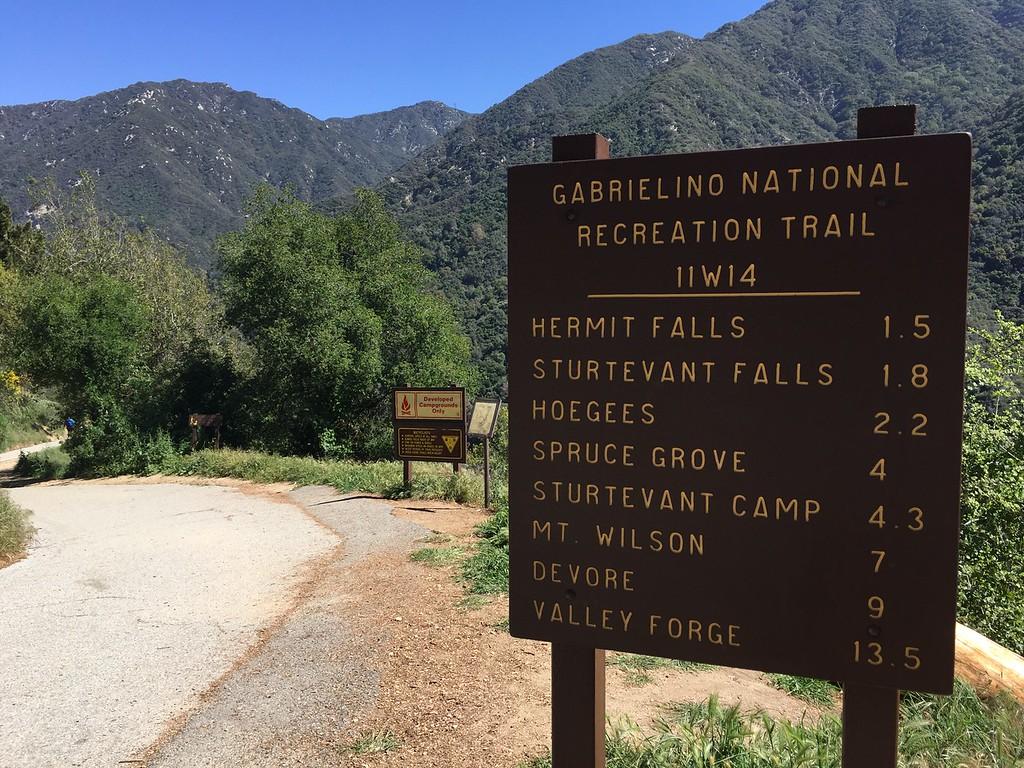 Trail Entrance View # 1
