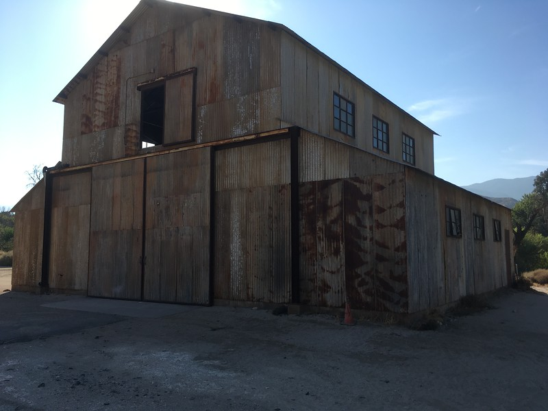 Exterior Barn View # 3