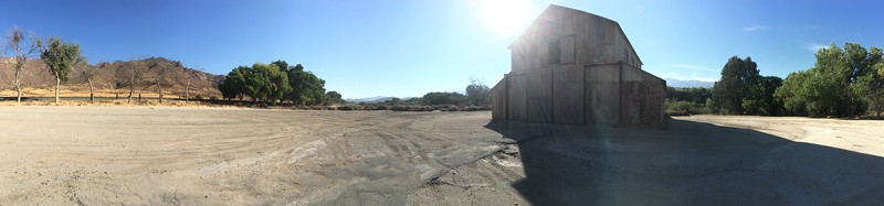 Exterior Barn View # 1