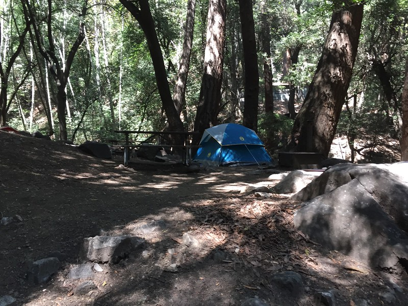 Camping View # 1