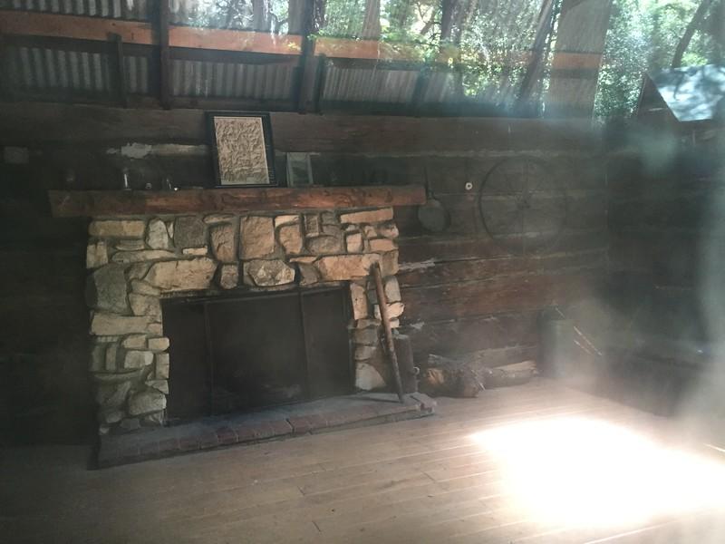 Cabin Interior View # 1