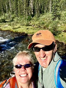 08/11/17: Our Paradise Valley Selfie!