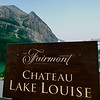 The Fairmont Chateau served as our base camp for the week. Many of the hiking trails begin at Lake Louise and others that we planned for the week were only minutes away.