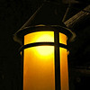 Each great lodge has their own unique lantern style.