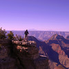 This was one of my favorite perches on the North Rim.