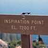 Summit of Inspiration Point.