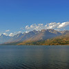 10/01/11: Grand Teton Range from Jackson Lake.