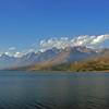 10/01/11: Grand Teton Range from Jackson Lake.