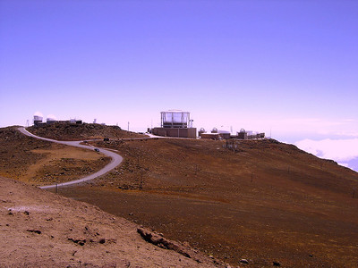 The Haleakala High-Altitude Observatory, known as Science City, is one of the most important observing sites in the world. It experiences superb viewing conditions and dominant clear skies. The Observatory is not open to the public.