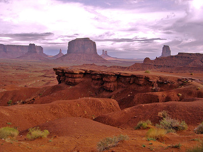 Monument Valley '12