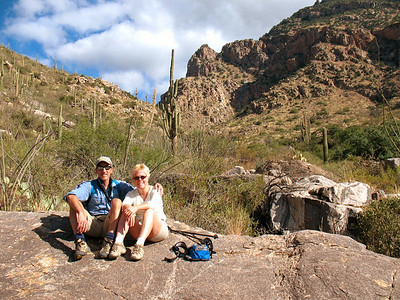 Pima Canyon Trail '07