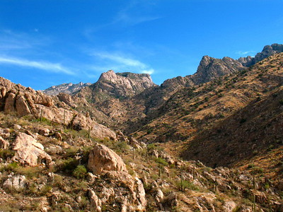 Romero Canyon Trail '07