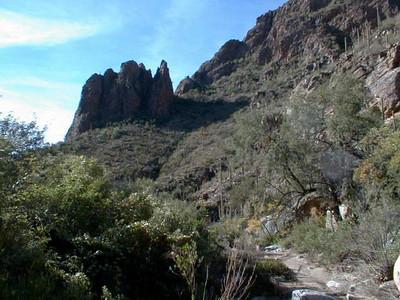 Ventana Canyon '03