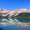 08/10/17: Bow Lake is one of the lakes that line the Icefields Parkway in Banff National Park and Jasper National Park.