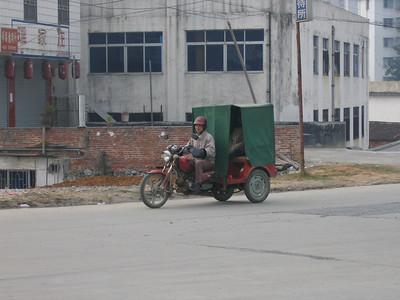 Yun Men Si Local Taxi Mar 05