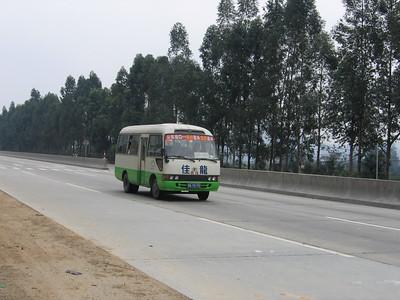 Chung Hua Local Bus AY0195 Mar 05