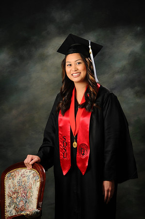 Cap & Gown Photos