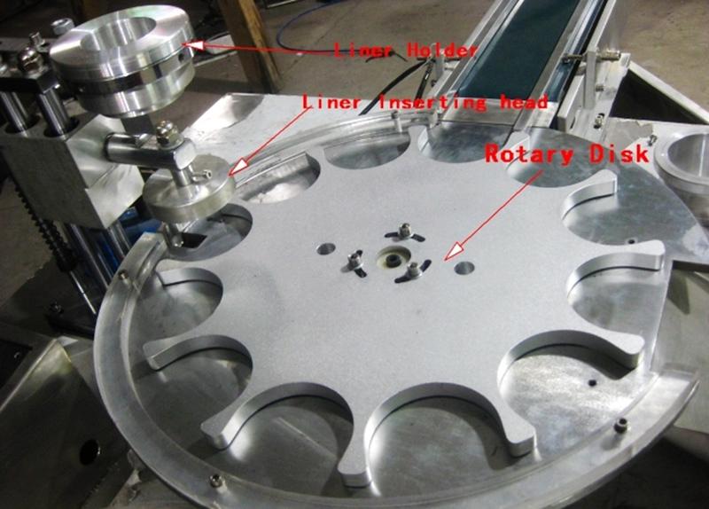 Change Parts - Entry Level Pre-Cut Machine