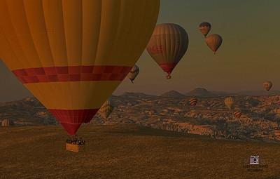 Capadocia Air Balloon ride