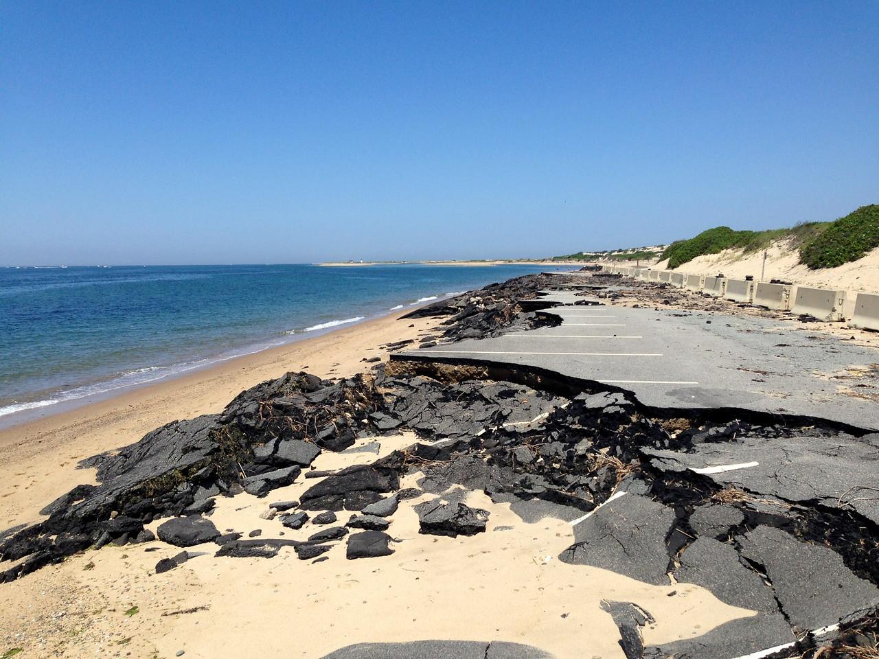 Storm Damage at Herring Cove