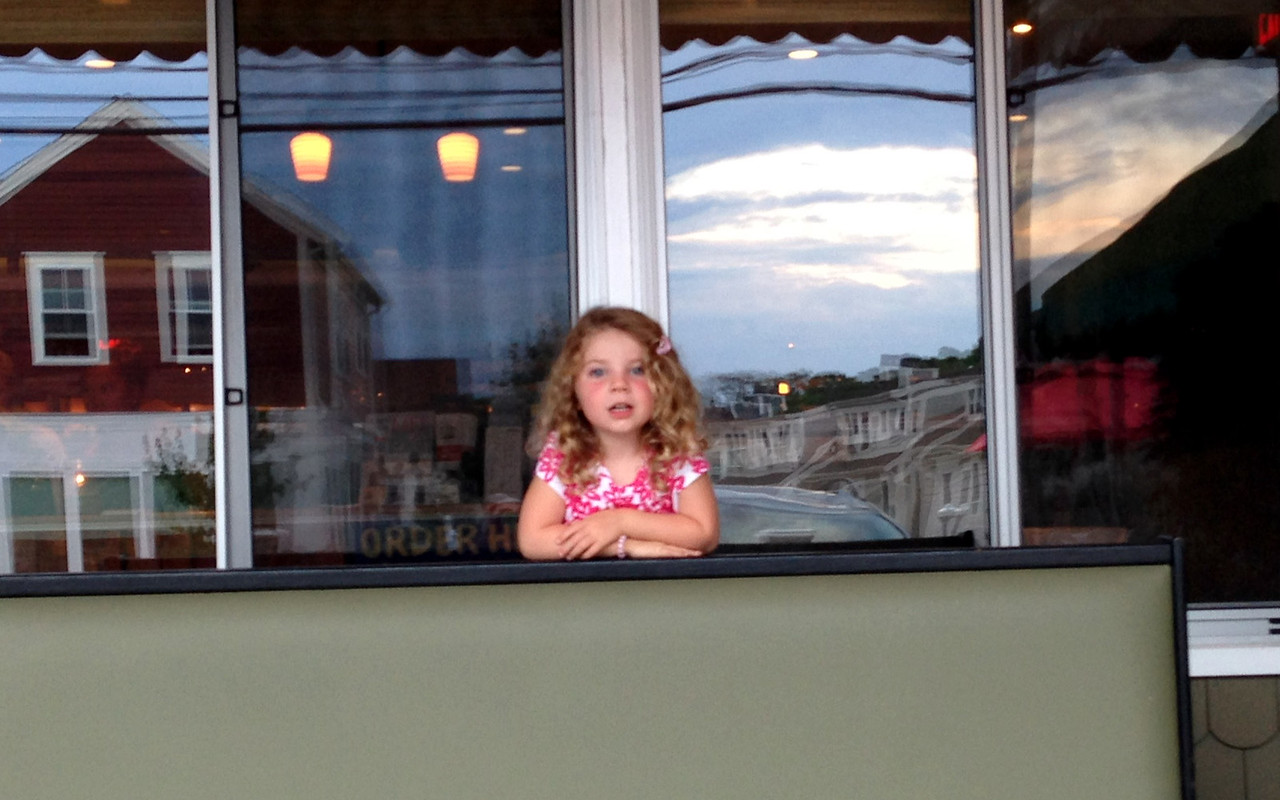 Laine at Mac's Seafood