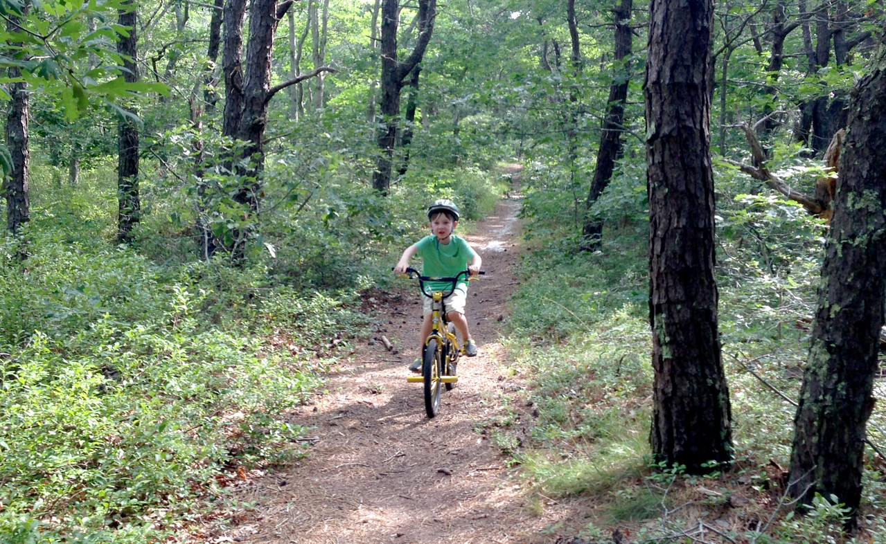 Eamon On The Trails