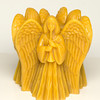 Desi Smith Photo.       A beeswax candle of angels $45.00 at Green Life at 196 Main St in Gloucester.