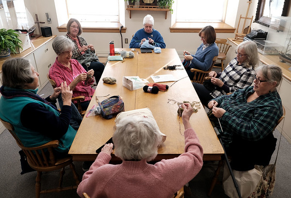 Which Craft? Circle meets at Rockport Library