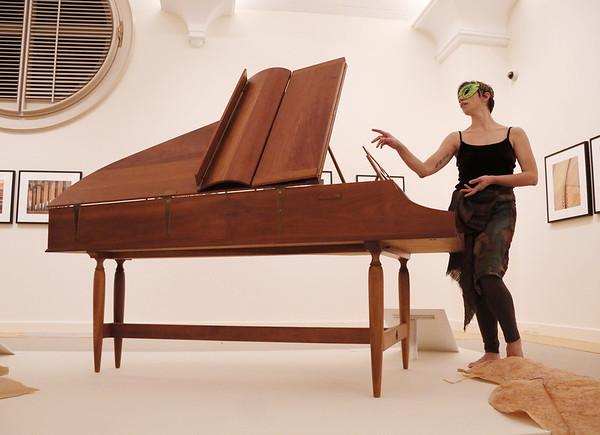 Jeremy Adams, Instrument Maker