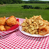 Essex: Woodman's of Essex Restaurant is famous for their clam cakes and clam plates.  Staff Photo Mary Muckenhoupt