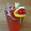 Essex: One of the specialty drinks at the Blue Marlin Grill is the planter's punch.Photo by Kate Glass