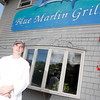 Blue Marlin Grille Chef Jason Jones. Photo by Kate Glass