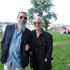 Susan Erony and Jay Jaroslav Richard Rosenfeld celebrates his birthday on Rocky Neck, May 30, 2009