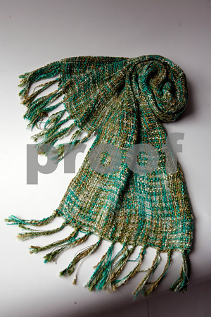 If you literally want to show you're green, wear this scarf handwoven in Thailand, silk and cotton mix. $32. Available at Imagine, Rocky Neck Art Colony, 43 Rock Neck Avenue, Gloucester. 978-282-1346.