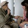Harold Rotenberg speaks with reporter Gail McCarthy.