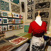 Jim Vaiknoras/Cape Ann Magazine: Items made and for sale insideThe Sarah Elizabeth Shop in Rockport.