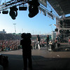 Photo courtesy of Tony Goddess. Papas Fritas perform at Primavera Sound, Barcelona, Spain, in 2011.