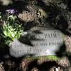GAIL MCCARTHY/Cape Ann Magazine A simple marker shows the place where teacher Anne Natti was killed by a Glouces