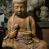 Desi Smith/Cape Ann<br /> This Buddha holding a lantern seems to know that gardening can be very a zen activity.  He is 19 inches tall, 15 inches wide and weighs 47 pounds, $149.95. Asian Inspiration Gallery, 7 Bearskin Neck in Rockport, 978-290-7087, asianinspirationgallery.com.
