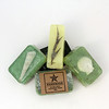 Handmade olive oil and shea butter soaps, $4 each, by Wendy Monahan of Sea Star, 38 Bearskin Neck Road, Rockport. 978-309-8410.Photo by Allegra Boverman.
