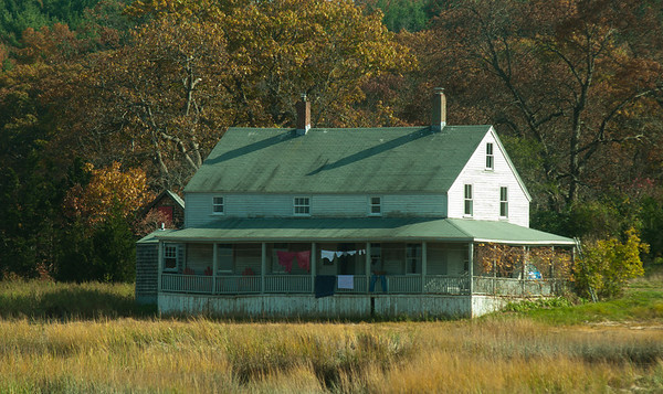 Jim Vaiknoras/Cape Ann Magazine: The Nation House on the Marsh in Essex.