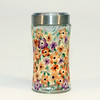 "Handpainted large glass canister, $14. Prices vary by size and style. Pauline's Gift Shop, 512 Essex Ave., Gloucester. 978-281-5558  <a href=""http://www.paulinesgiftshop.com"">http://www.paulinesgiftshop.com</a> Photo by Allegra Boverman.Photo by Allegra Boverman."