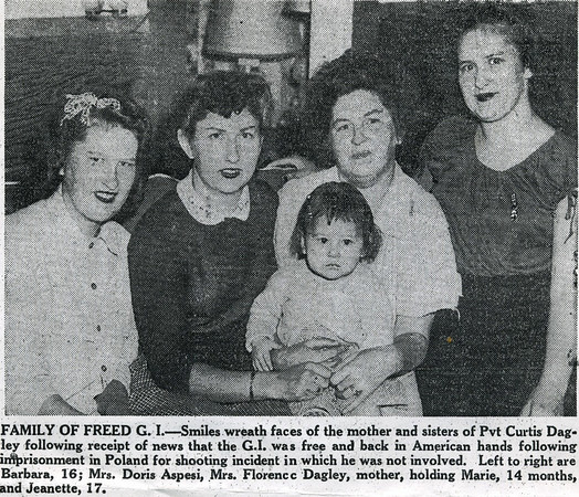 Article provided by the Dagley Family