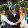 TJ Peckham and Kate Lynch on their wedding day. Photo courtesy of Alissa Curcuru.