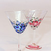 "Handpainted glasses, $15 per pair. Pauline's Gift Shop, 512 Essex Ave., Gloucester. 978-281-5558  <a href=""http://www.paulinesgiftshop.comPhoto"">http://www.paulinesgiftshop.comPhoto</a> by Allegra Boverman."