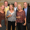 Rockport: Left to Right, Robin and Gary Sweayze, Jen and Tom Eddy, and Ellen and Keith Shawshnessy at Wellspring's October 4th Benefit Concert at the Shalin Liu.  Desi Smith/Gloucester Daily Times. October 4, 2012