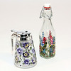"From left: Handpainted syrup dispenser, $12, cruet, $10-$14 depending on style. Pauline's Gift Shop, 512 Essex Ave., Gloucester. 978-281-5558  <a href=""http://www.paulinesgiftshop.com"">http://www.paulinesgiftshop.com</a> Photo by Allegra Boverman."