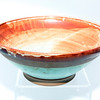 Ceramic bowl, $225, by Kelly Hochsprung, of milk & honey, 1 Main St., Rockport, 978-546-6546 milkandhoneyrockport.blogspot.com Photo by Allegra Boverman.