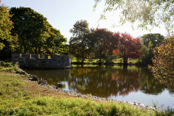 Great Misery Island has 83-acres and is part of the properites owned by the Trustees of the Reservations.