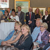 A large crowd attended the of the  Appraise for Art event sponsored by Cape Ann Savings Bank in collaboration with the North Shore Arts Association and held there on Friday  June 14th. Essex auctioner and appraiser Michael March talked about Cape Ann paintings and auction values, using 12 examples of notable Cape Ann artworks.  Desi Smith Photo